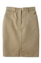 Edwards Garment 9711 Chino Skirt - Women's Medium Chino Skirt