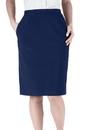 Edwards Garment 9799 Straight Skirt - Women's Polyester Value Skirt