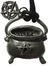 AzureGreen ACAUP Cauldron with Pentacle
