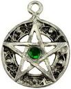 AzureGreen ACELP Celtic Knot Pentagram