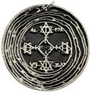 AzureGreen AMAGG9 Solomon's Magic Circle