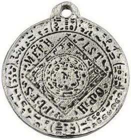 AzureGreen The Seal of Mephistopheles amulet