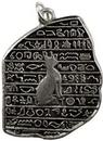 AzureGreen AROSS Rosetta Amulet