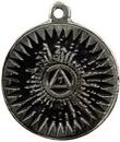 AzureGreen ASCHM8 Schemhamphoras Amulet