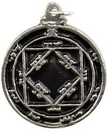 AzureGreen ATHIKS4 Third Pentacle of the Sun
