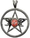AzureGreen ATRIMP Triple Moon-Pentagram