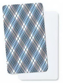 AzureGreen DBLACAR Blank Cards deck