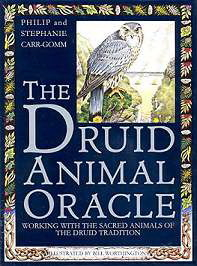 AzureGreen Druid Animal Oracle deck by Carr-Gomm/ Carr-Gomm