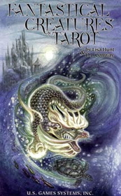 AzureGreen Fantastical Creatures Tarot by Conway, D J