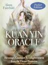 AzureGreen DKUAYINP Kuan Yin Pocket oracle by Alana Fairchild