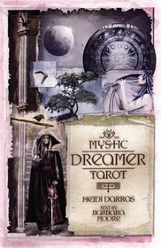 AzureGreen Mystic Dreamer Tarot (deck and book) by Heidi Darros