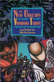 AzureGreen Deck:  New Orleans Voodoo Tarot by Martinie & Glassman