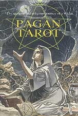 AzureGreen Pagan tarot deck by Pace, Gina