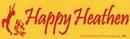AzureGreen EBHAP Happy Heathen