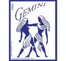 AzureGreen EBZGEM Gemini Bumper Sticker