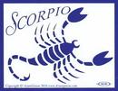 AzureGreen EBZSCO Scorpio Bumper Sticker