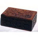 AzureGreen FB46 Handcrafted Box with Floral 4