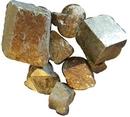 AzureGreen GCPYRB 1 lb Pyrite cubed stones