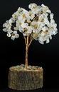 AzureGreen GTRQZ Quartz gemstone tree
