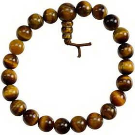 AzureGreen Tiger Eye power bracelet