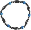 AzureGreen JBHM Magnetic Hematite bracelet