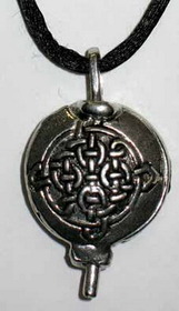 AzureGreen Celtic Scent Locket