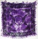 AzureGreen RAC90 Triple Moon altar cloth 18