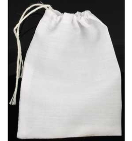 AzureGreen White Bag 3x4