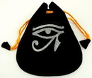 AzureGreen RVBE Eye of Horus Velveteen Bag 5