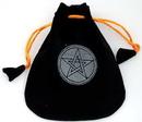 AzureGreen RVPBV4 Pentagram Black Bag 5