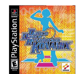 Hyperkin Dance Revolution DDR Konamix Dance Game for PS/PS2 (Game Only)