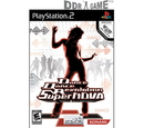 DDR Game Dance Dance Revolution DDR SuperNOVA Dance Game for PS2 (Game Only)