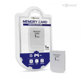 DDR Game Playstation PSX 1 MB Memory Card