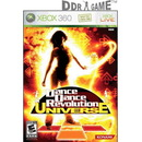 DDR Game Dance Dance Revolution DDR Universe Dance Game for Xbox 360 (Game Only)