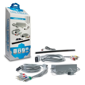 DDR Game Nintendo Wii Hyperkin Lost Cable Set
