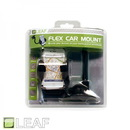 LEAF Universal Flex Car Mount for Phone/GPS/MP3