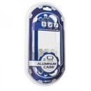 PS Vita 2000 Tomee Aluminum Case (Ice Blue)