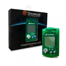 Dreamcast Sega Visual Memory Unit (Green)