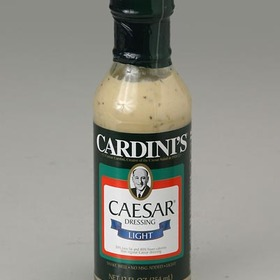 Cardini Dressing, Light Caesar - 12 Oz Units (Pack of 6), Price/CS