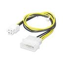 Ziotek P4 to Standard ATX Power Supply Adapter ZT1130265