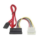 Generic 1201145 20in. Serial ATA Combo Power Cable