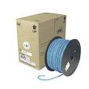 Ziotek 1000ft. CAT5e Solid Core Bulk Cable, Blue ZT1205350