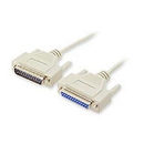 Ziotek 25ft. DB25 Male to Female MLD Cable ZT1232190