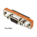Ziotek Adapter Thin DB9 Female to DB25 Male ZT1310142