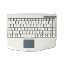 Solidtek Comfortable Compact PS2 Keyboard with Touchpad ACK-540