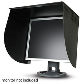 DulCo CompUshade Universal Monitor Hood fits 15in. to 22in. DESKTOP-UNV