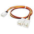 Alpha Omega Fan 3 Wire to 3 Wire Y Connector FA-3-3