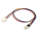 Generic 1480097 PWM Fan 4 Pin Extension Cable, 15in. M to F