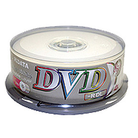 RIDATA DVD-R 4X 8.5GB Dual Layer 25 Pack DRD-85-RDUSA-CB25