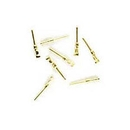 Generic 1612125 D-Sub Female Crimp Pins, 100 Pack